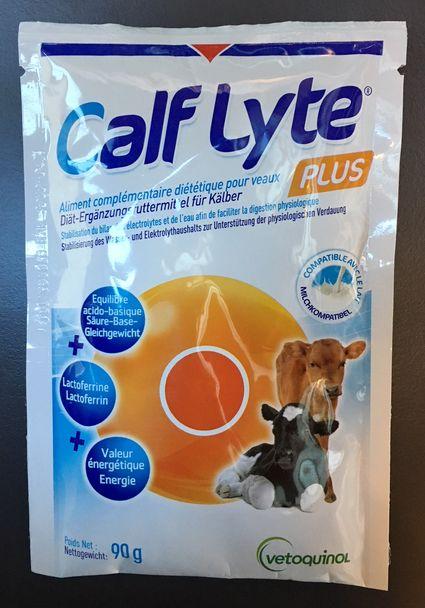 Elektrolyttränke Calf Lyte Plus für Kälber