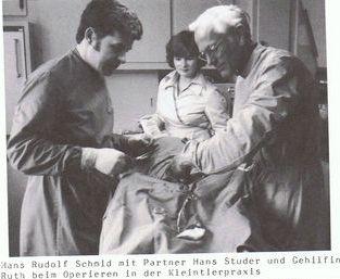 Tierarztpraxis Säriswil bei Bern